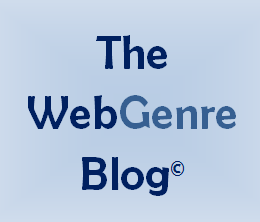 The WebGenre Blog(c)